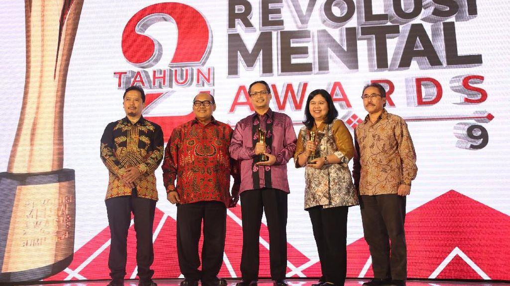 Penghargaan Revolusi Mental 2019