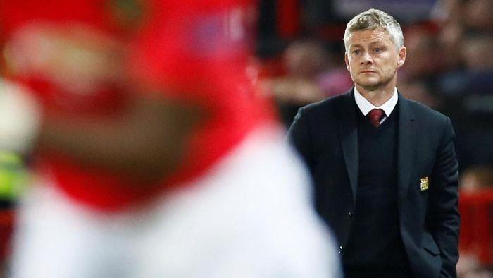 Manchester United tak seperti yang dulu, Ole Gunnar Solskjaer bilang eranya memang berbeda.  (Jason Cairnduff/Action Images via Reuters)