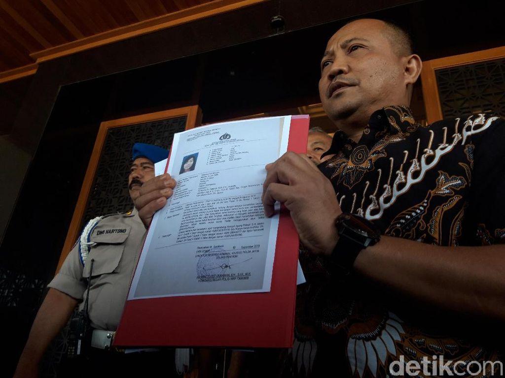 Veronica Koman Resmi Ditetapkan Jadi DPO