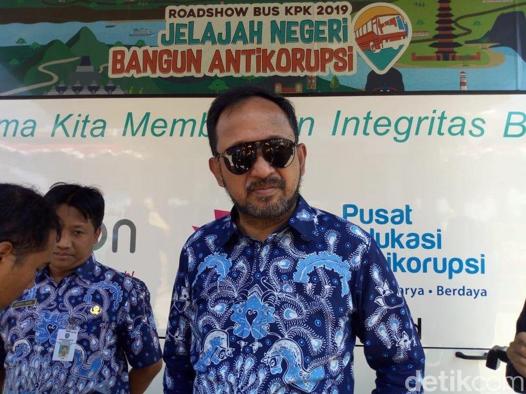 Bupati Ipong Bakal Bikin Perbup Pendidikan Antikorupsi di Ponorogo