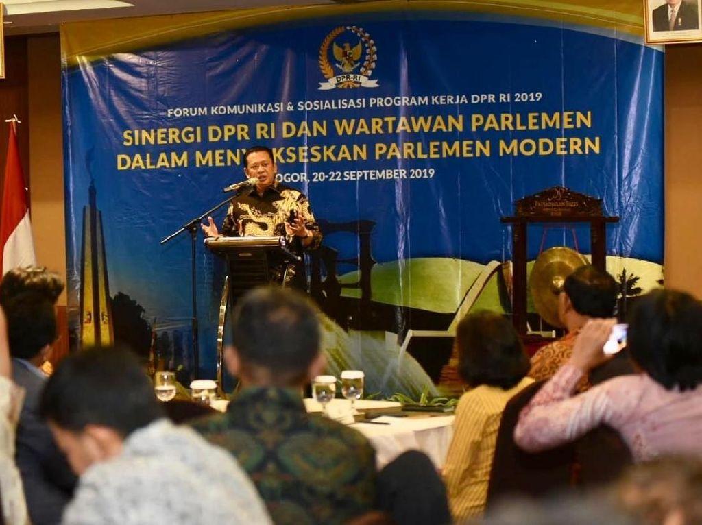 DPR RI Dorong Keterbukaan Informasi dengan Konsep e-Parliament