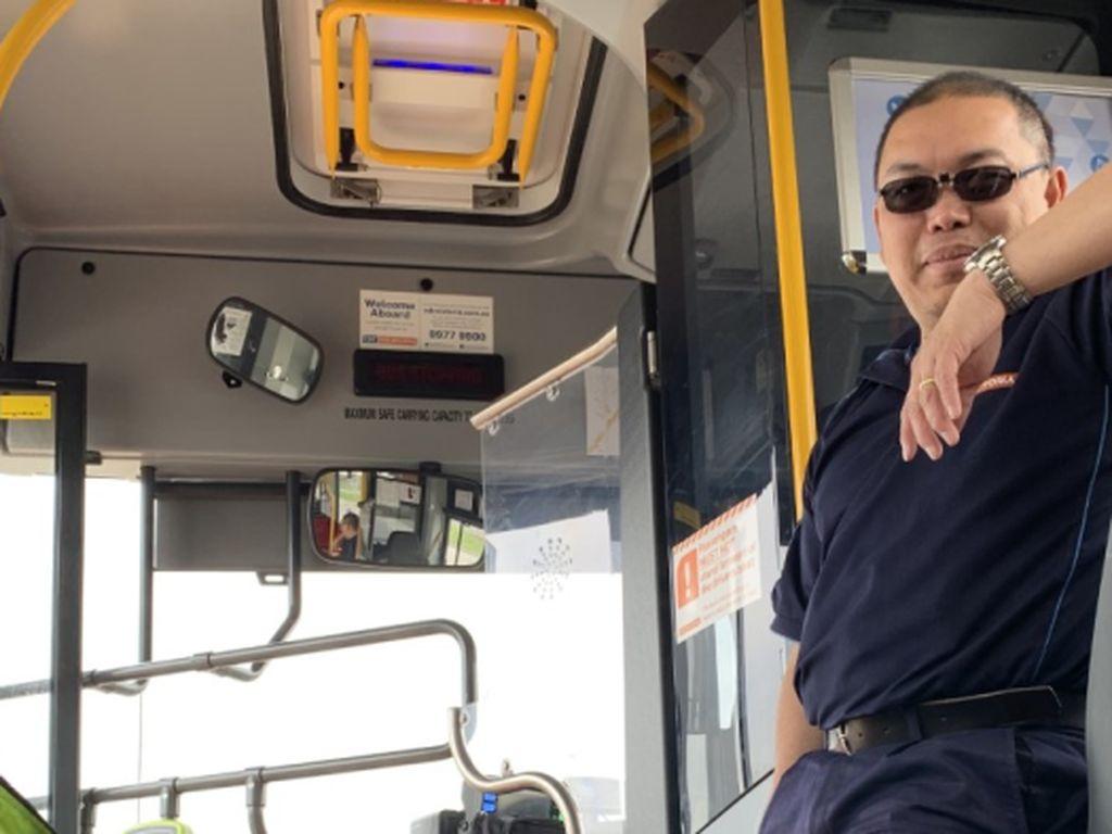Warga Indonesia yang Banting Setir dan Jadi Sopir Bus di Australia