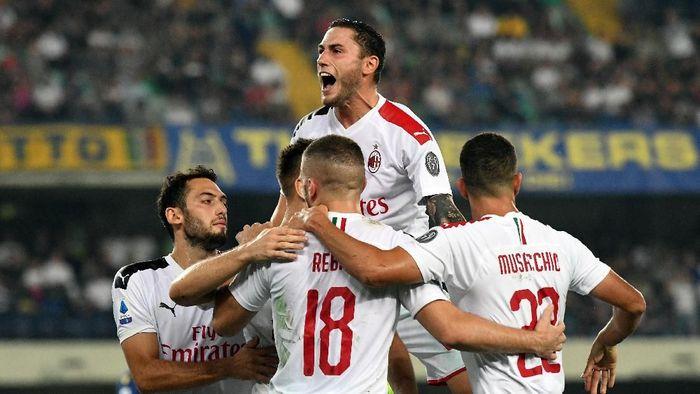 AC Milan bakal berhadapan dengan Inter Milan. (Foto: Alessandro Sabattini/Getty Images)