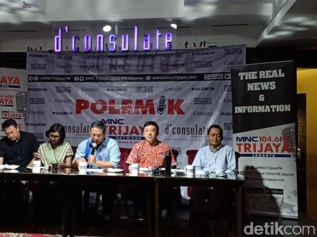 Dewan Pers Harap RKUHP Tidak Tumpang Tindih dengan UU Pers