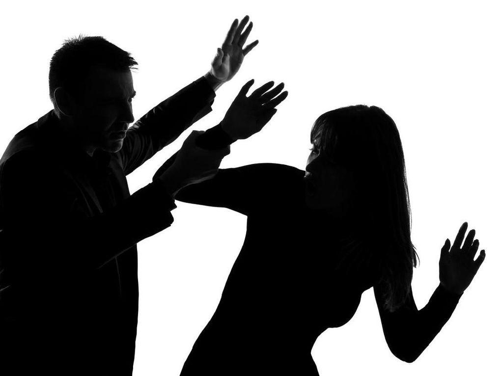 Akhir Damai Kasus Suami Pukul Istri Gegara Gaji