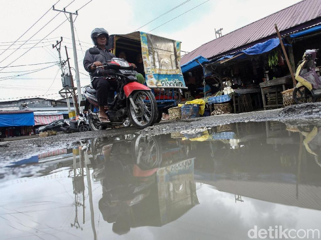 Ini Lho Transportasi Andalan Warga di Pulau Terluar Indonesia