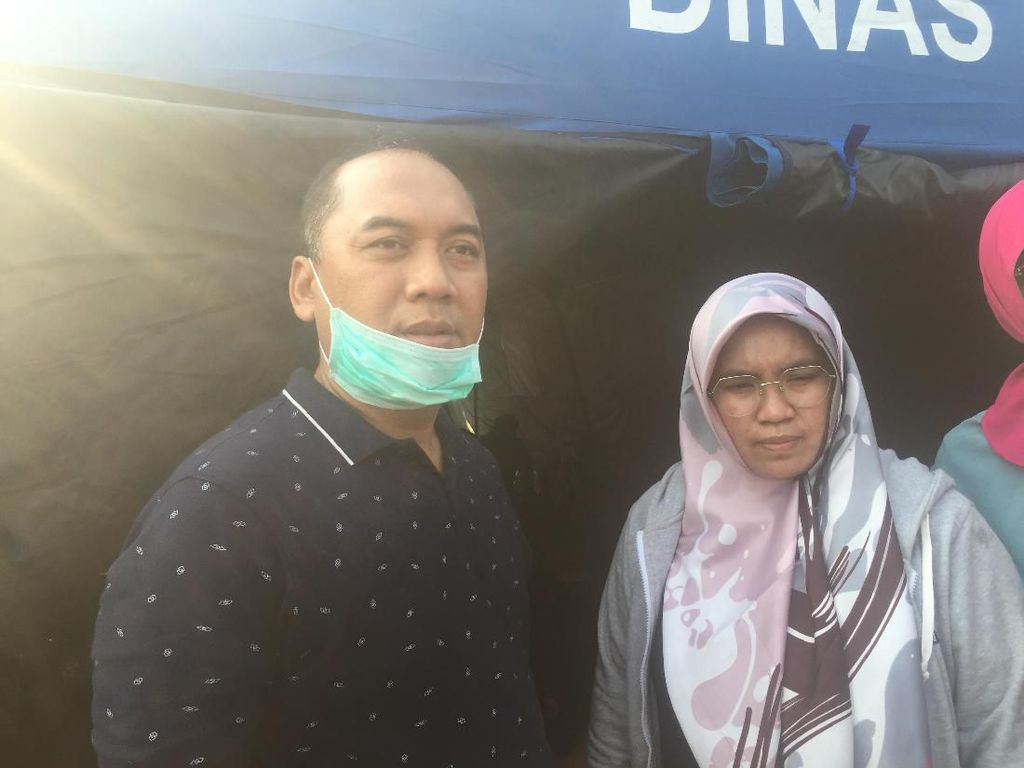 Wakil Wali Kota Jaktim Cek Lokasi Kebakaran di Jatinegara