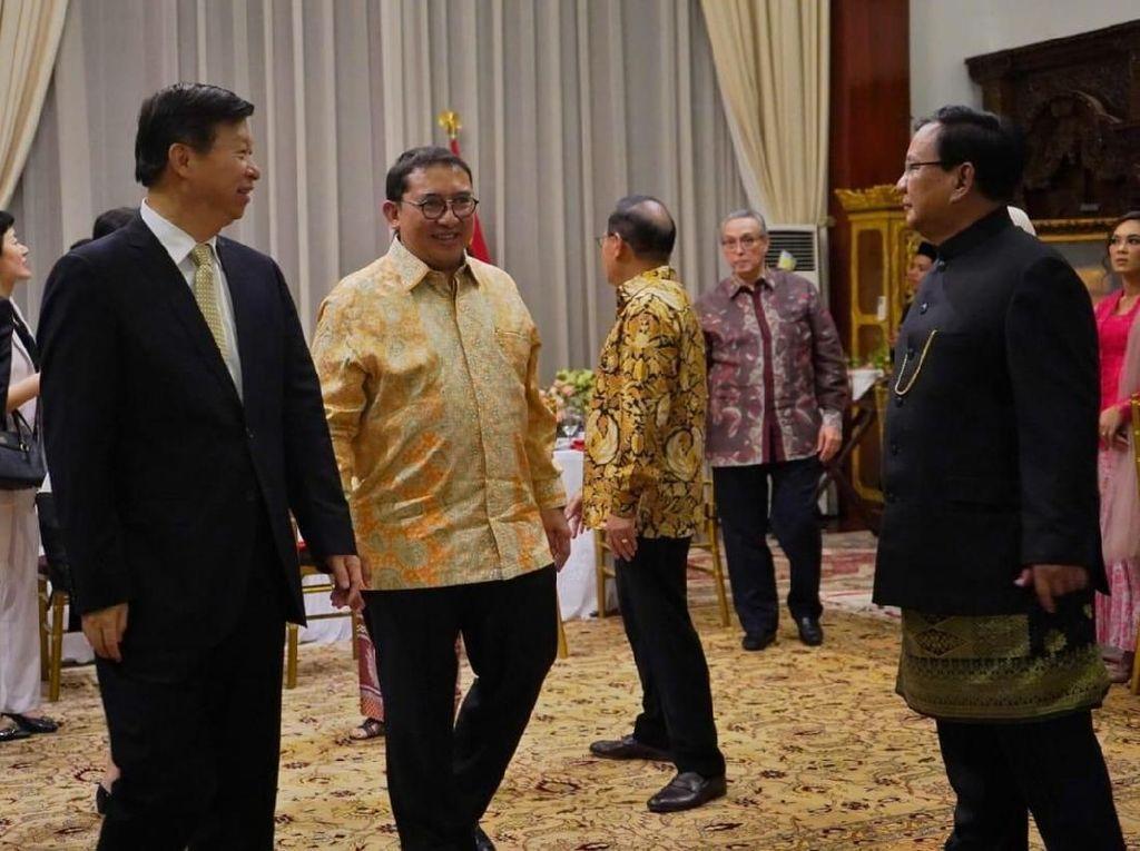 Selain Jumpa Jokowi, Elite Partai Komunis China Bertemu Prabowo