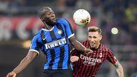 Milan Vs Inter: Brozovic dan Lukaku Menangkan Nerazzurri
