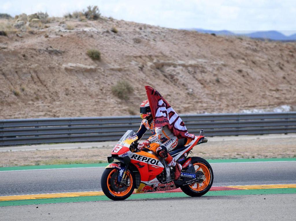 Skenario Marquez Kunci Gelar Juara Dunia di MotoGP Thailand