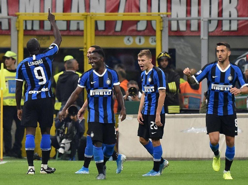 Materazzi: Tuah Giuseppe Meazza Bakal Bantu Inter Kalahkan Lazio