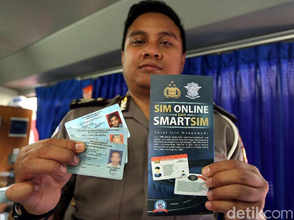 Saldo Smart SIM Bisa Dipotong untuk Membayar Denda Tilang