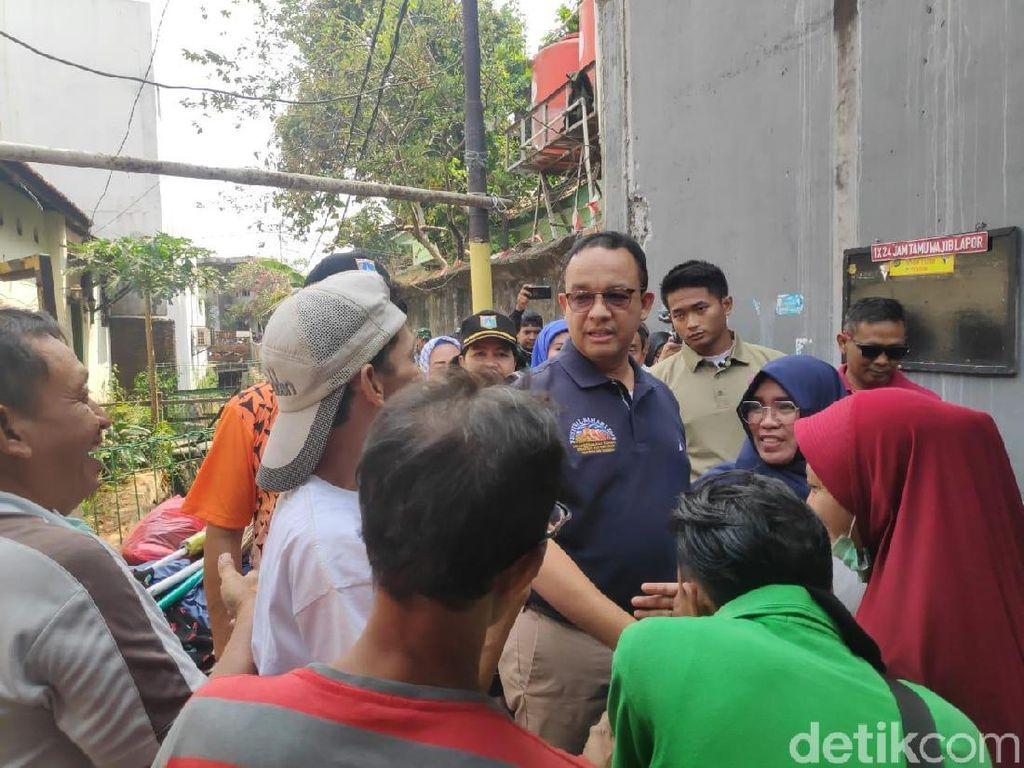 Ambulans DKI Ditahan Polisi, Anies: Jangan Terburu-buru Menyimpulkan