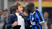Romelu Lukaku: Grazie, Conte!