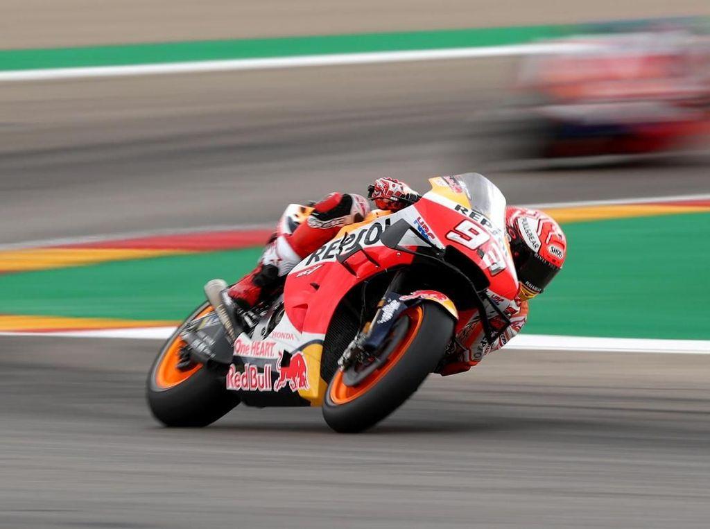 Hasil MotoGP Aragon 2019