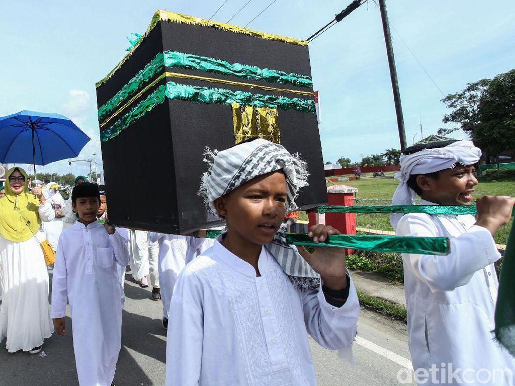 Mengintip Perayaan Tahun Baru Islam di Serambi Mekkah