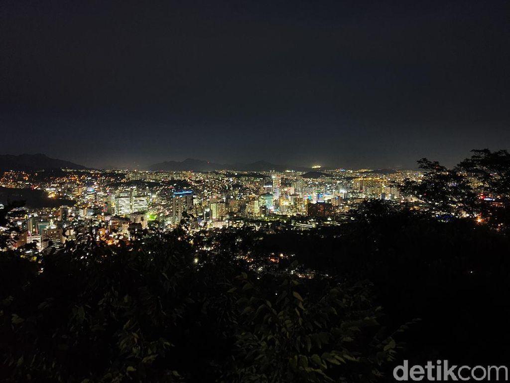 Gelap-gelapan di Korea Pakai Kamera Galaxy Note 10+