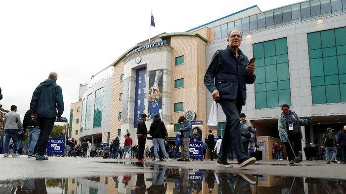 Chelsea Vs Liverpool akan dihelat di Stamford Bridge sejam lagi (John Sibley/Reuters)