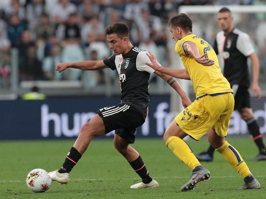 Karena Juventus Memang Sedang dalam Renovasi