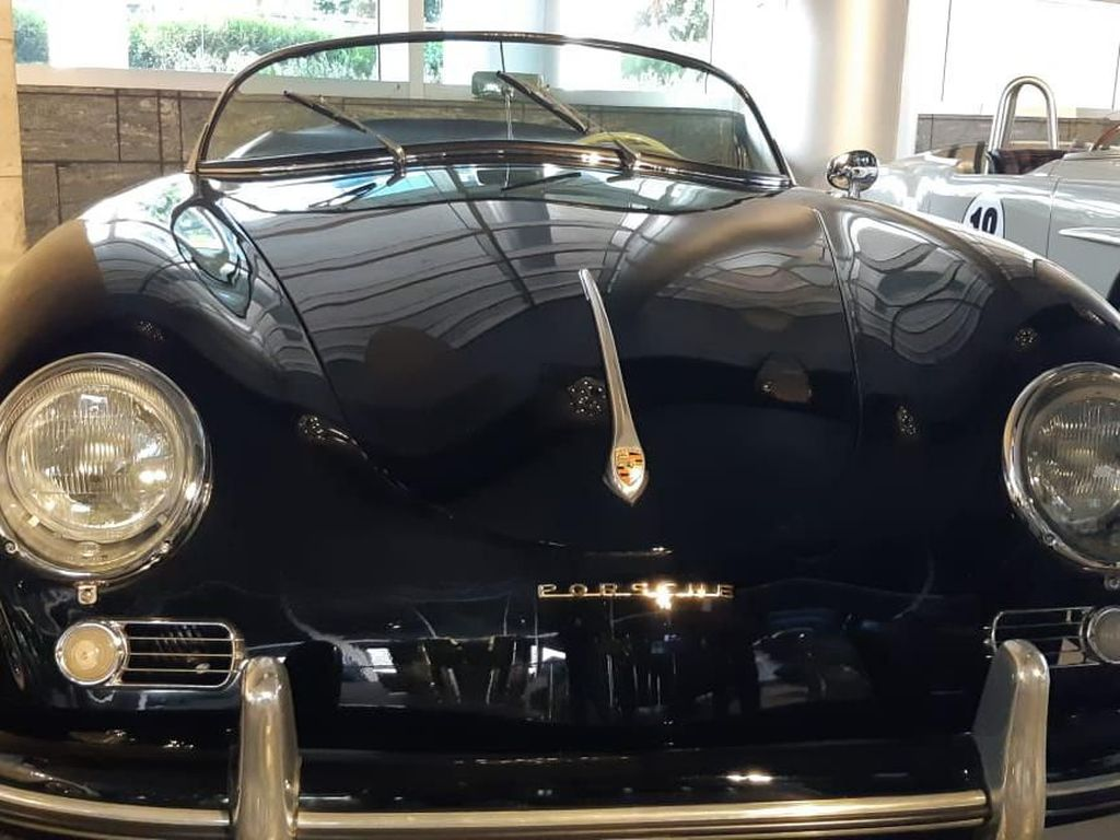 Pecinta Mobil Klasik Setuju Uji Emisi Jadi Syarat Melenggang