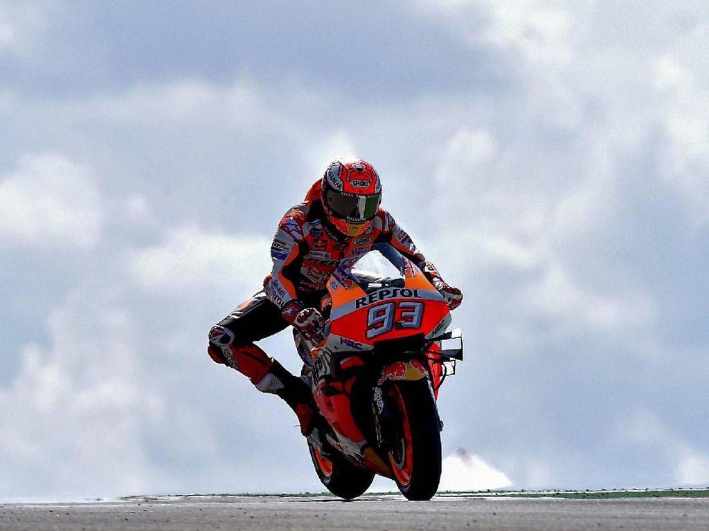 Marquez Bisa Jadi Juara Dunia, Tonton Live Streaming MotoGP Thailand di detikSport