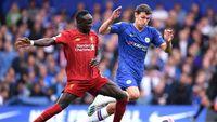 Babak Pertama, Liverpool Ungguli Chelsea 2-0