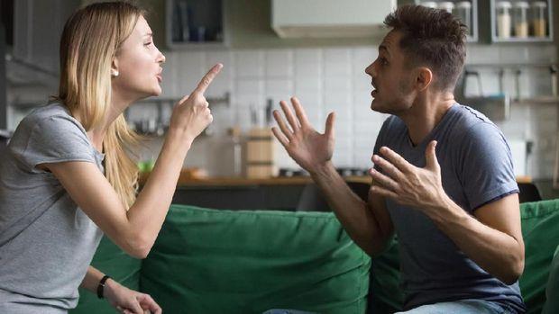 Ilustrasi pertengkaran