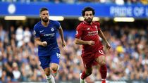 Chelsea-Liverpool Kompak Menang