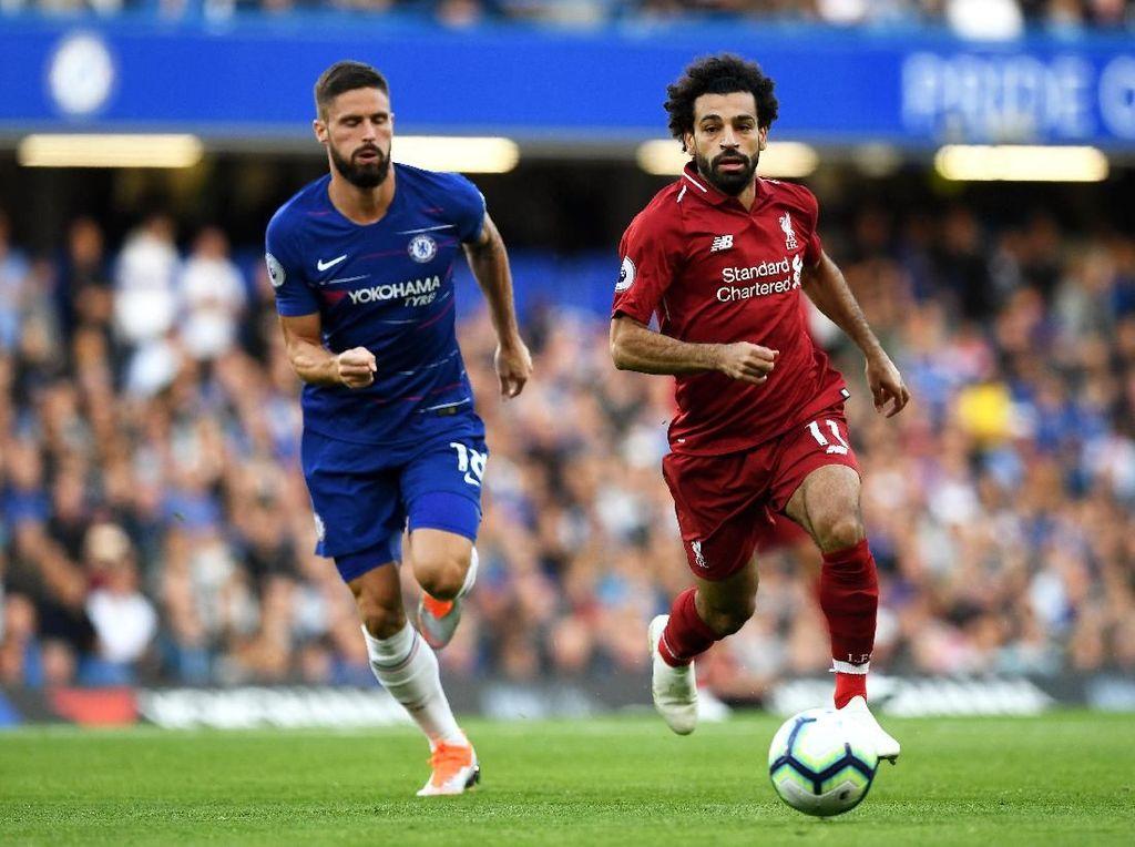 Jadwal Liga Inggris Malam Ini: Chelsea Vs Liverpool