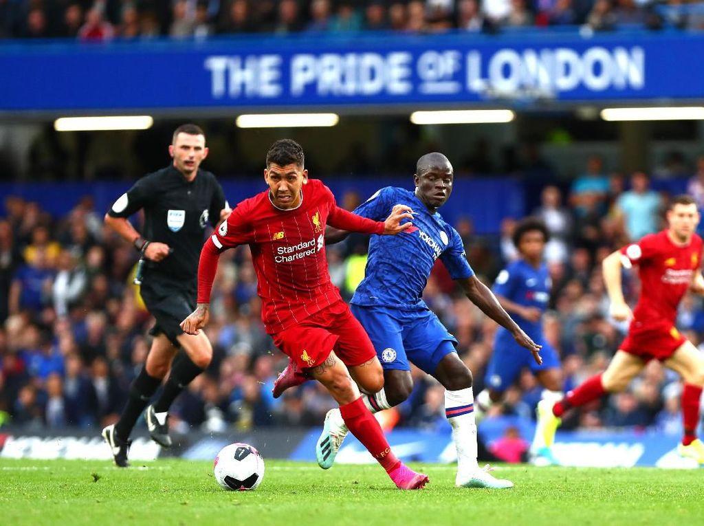 Chelsea Gagal Bendung Liverpool