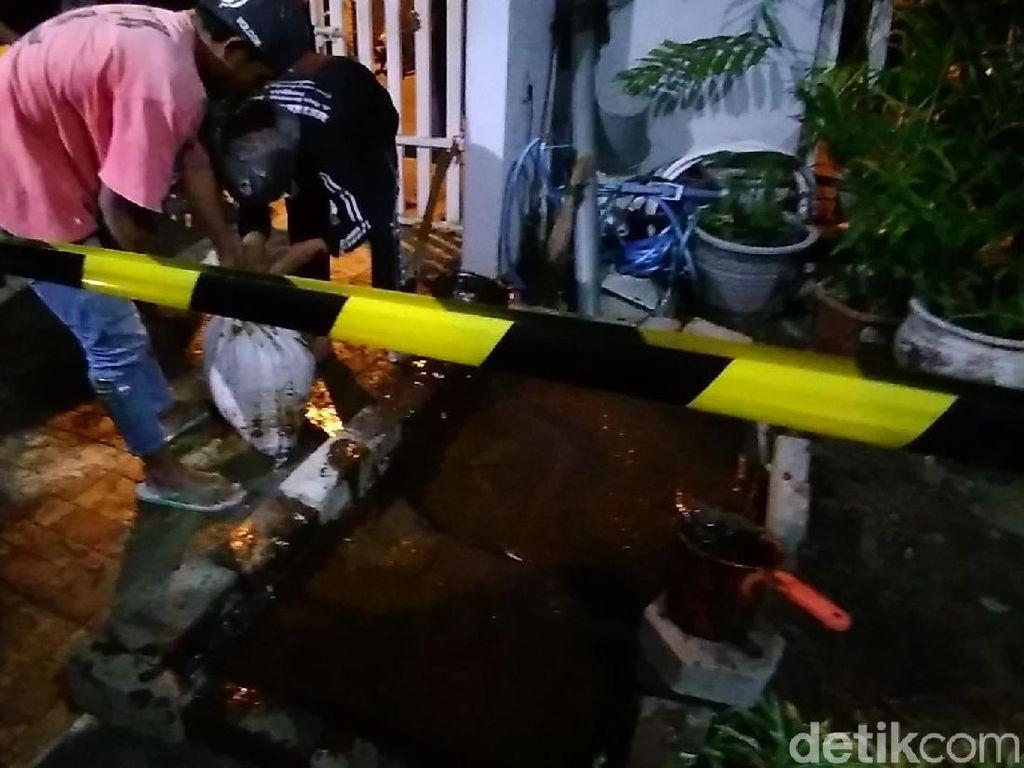 Semburan Lumpur di Rumah Warga Surabaya Sebelumnya Pernah Terjadi