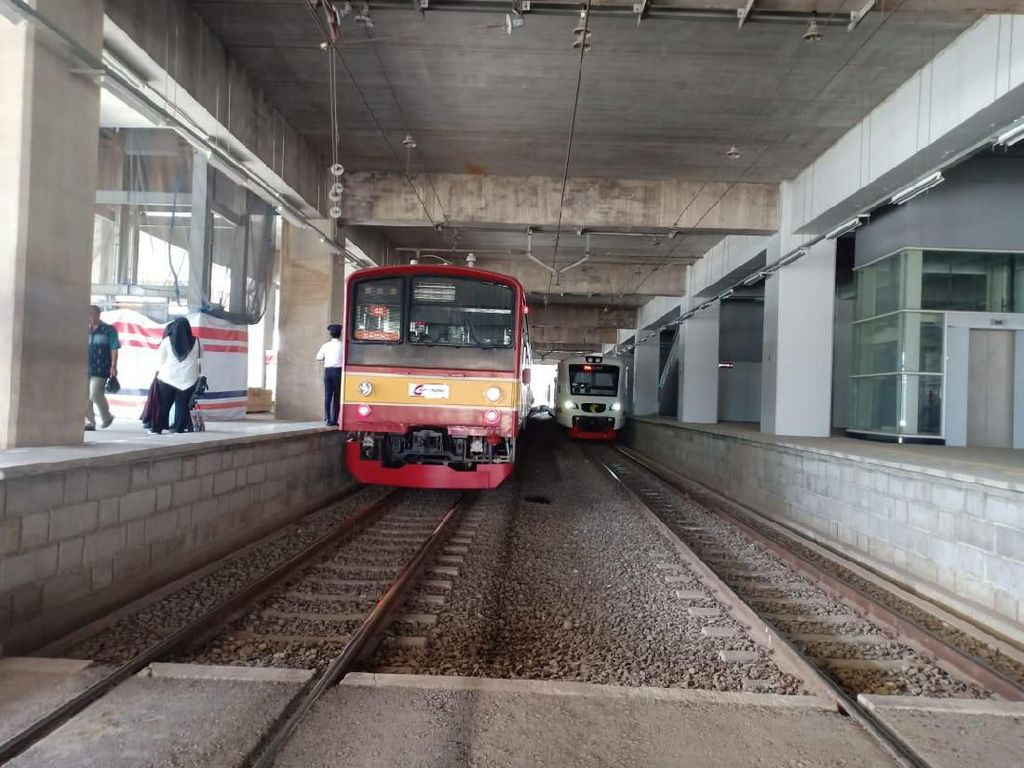 Mulai 2021 Stasiun Manggarai Ambil Alih Layanan Kereta Jarak Jauh