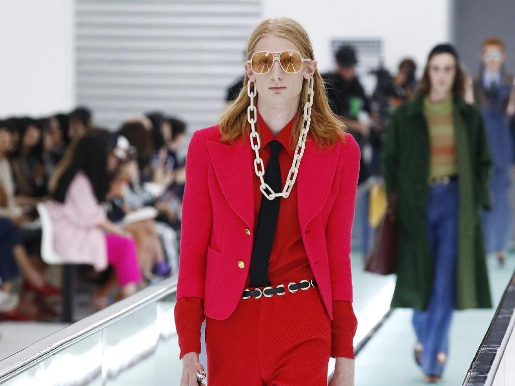 15 Koleksi Busana Terbaru Gucci untuk 2020