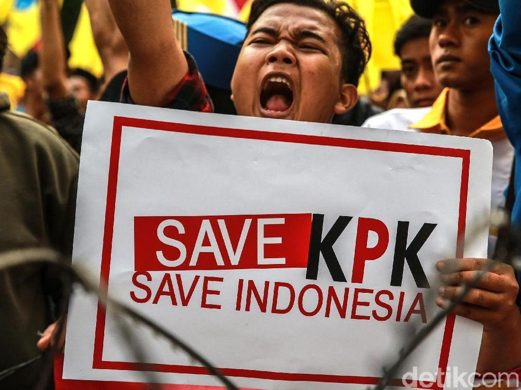 Soal UU KPK Baru, SP3 Dinilai Kontraproduktif dengan Pemberantasan Korupsi