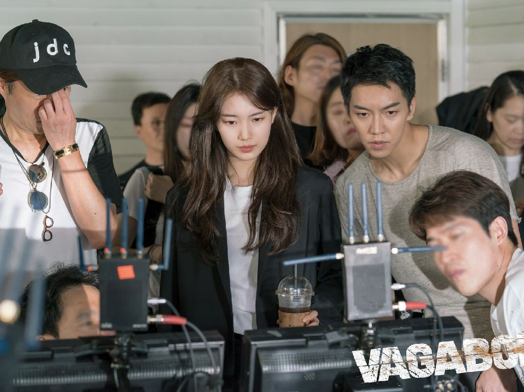 Drama Korea Vagabond, Kisah Intrik Politik dan Korupsi yang Layak Ditonton