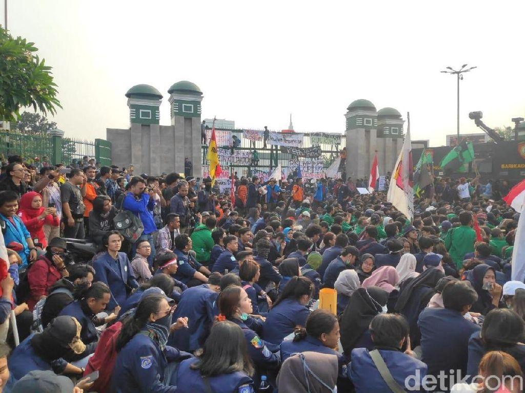 Mahasiswa Merasa Dikhianati DPR karena Tak Dilibatkan dalam RUU KUHP