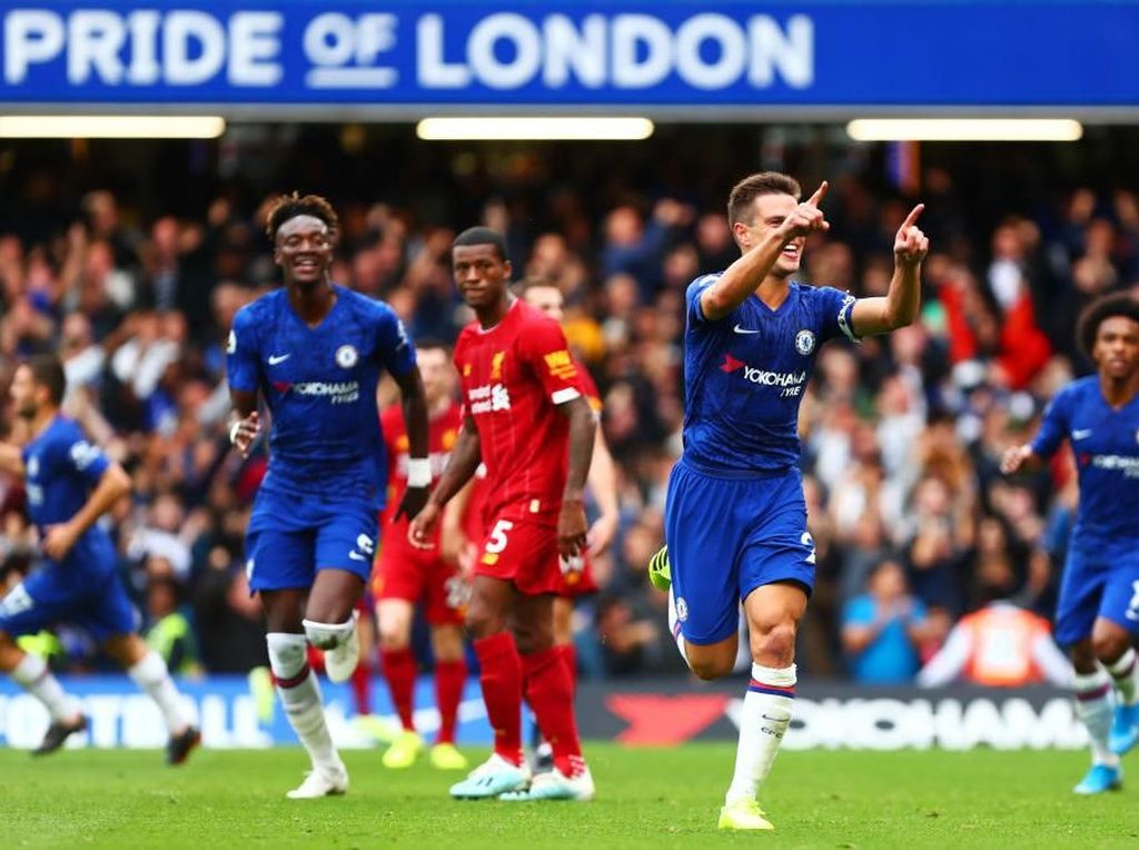 Azpilicueta: VAR Hadirkan Kekecewaan Besar untuk Chelsea