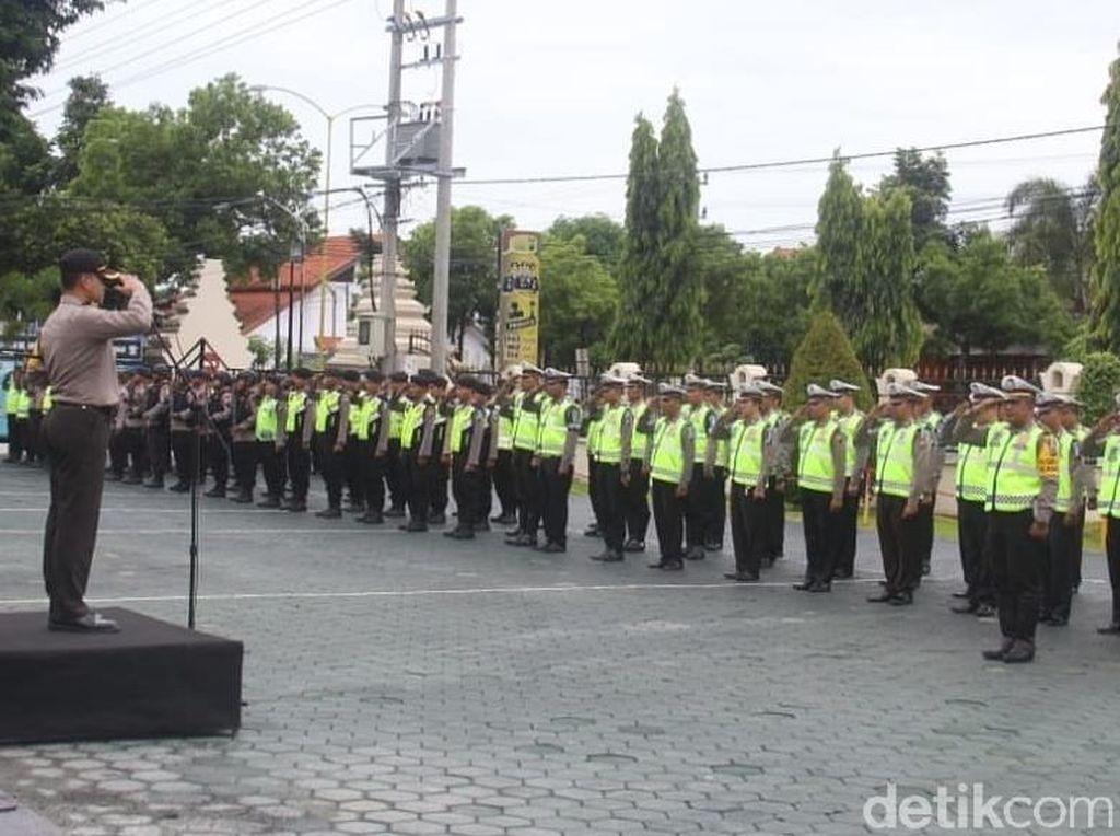 850 Personel Polisi Siap Amankan ITdBI 2019