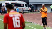 Tandai Debut di Persija dengan Kemenangan, Sudirman: Kemauan Besar Pemain