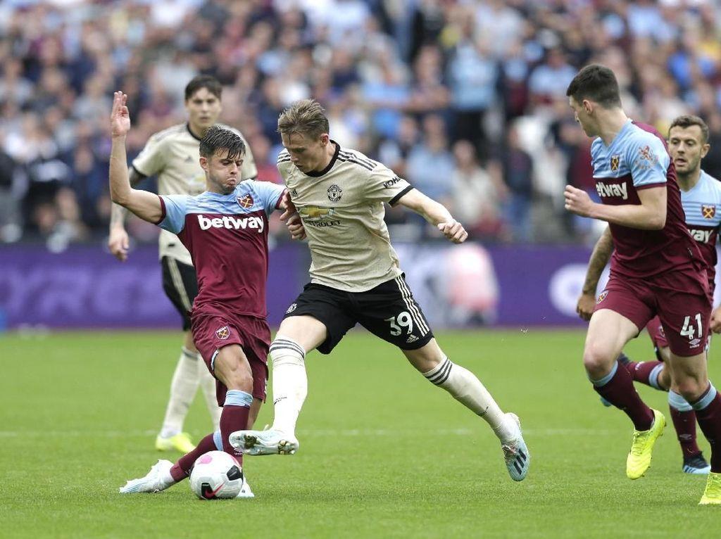 Mourinho: Manchester United Enggak Ada Peningkatan