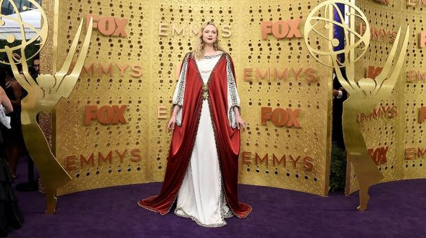 Gwendoline Christie di Emmy Awards 2019