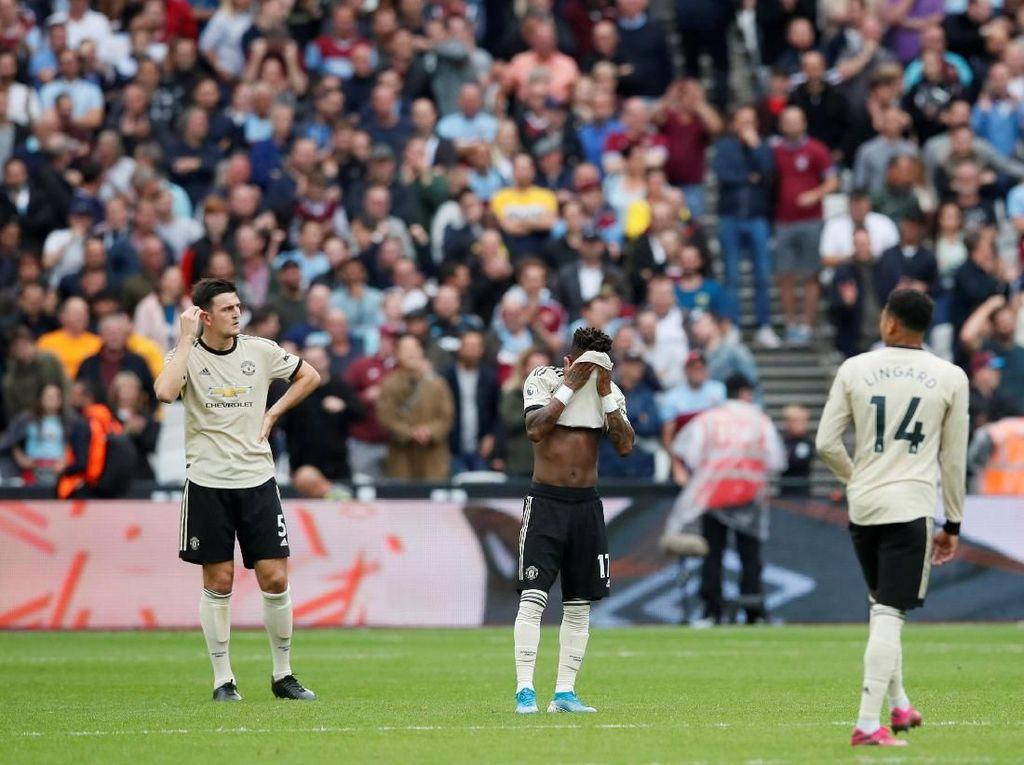 Solskjaer Balas Kritik Mourinho Usai MU Dibekap West Ham
