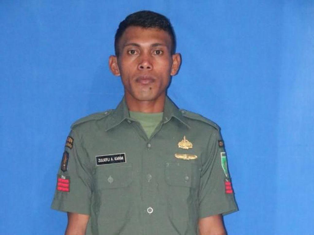 Mengenang Prajurit TNI AD Praka Zulkifli yang Gugur di Waena