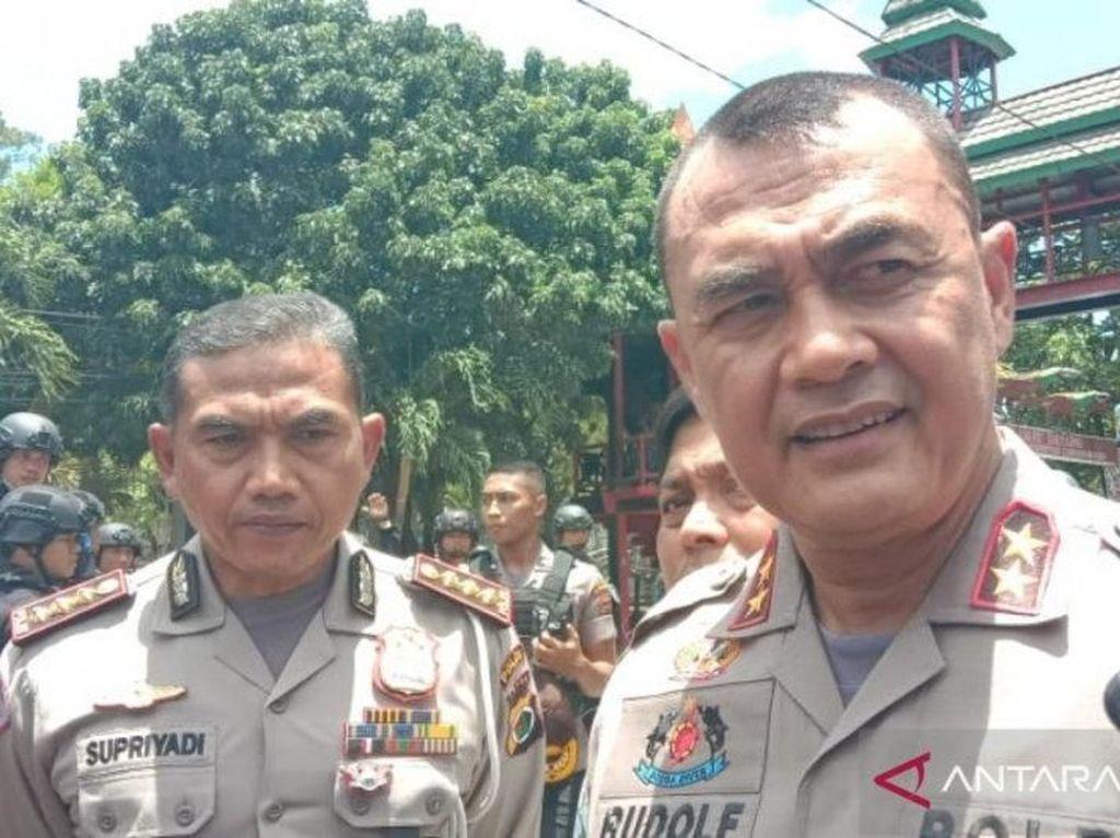 Polisi Halau Aksi di Uncen Jayapura, Duga Demo Terkait Sidang PBB