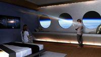 Menginap di Hotel Ini, Pemandangannya Planet & Bintang-bintang