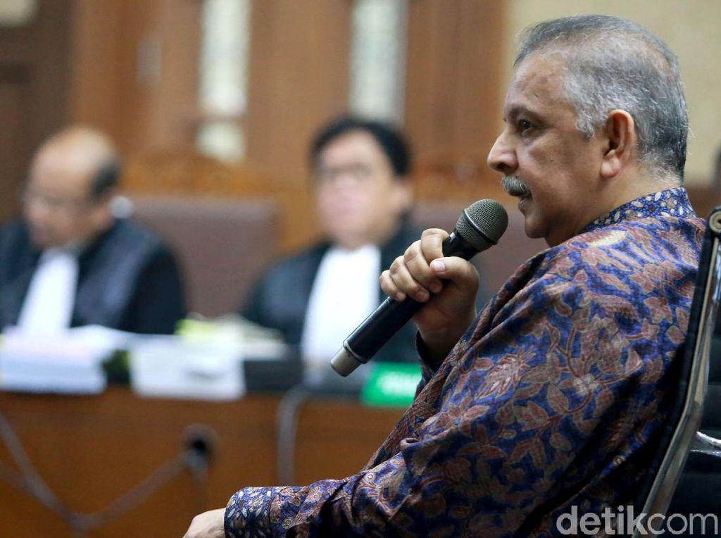 Sofyan Basir Tepis Pernah Beri Uang ke Bowo Sidik di Plaza Senayan