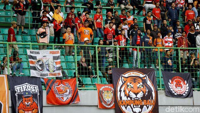 Persija Jakarta diizinkan menjamu Semen Padang di Stadion Patriot, Bekasi. (Rachman Haryanto/detikSport)