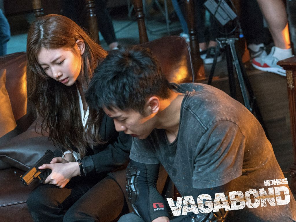 Kisah Cinta Lee Seung Gi-Suzy Mulai Bersemi di Vagabond
