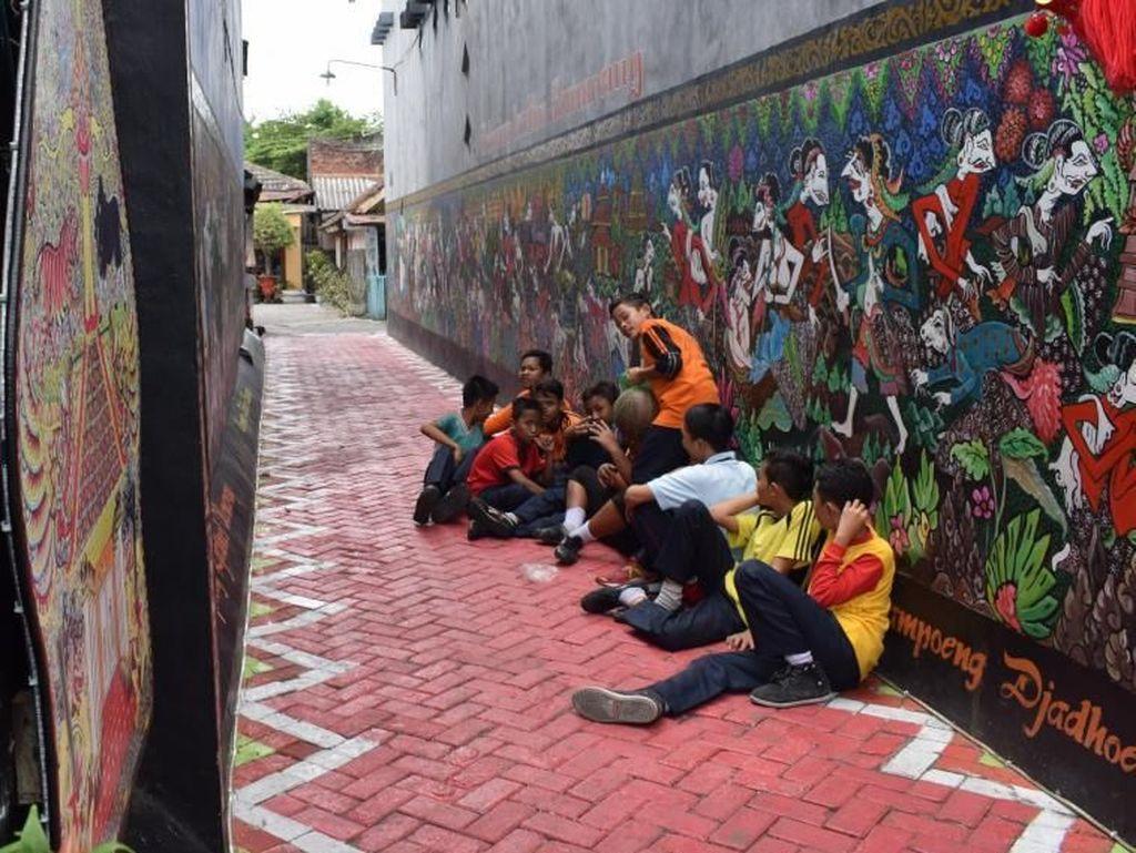 Mural-mural Cantik di Semarang