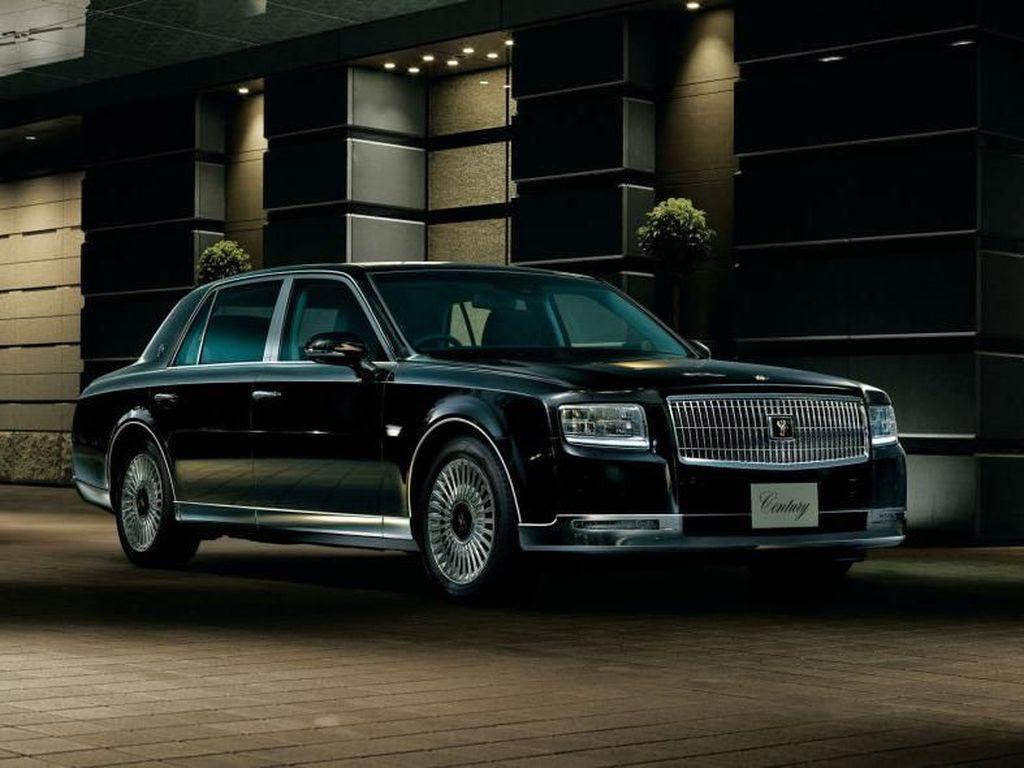 Mobil Paling Mewah Toyota Khusus Kaisar Jepang